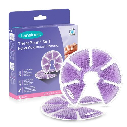 Lansinoh® THERAPEARL® 3-in-1 RINTOJEN HOITOTYYNYT